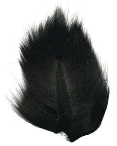 Deer Tails; Medium - Black