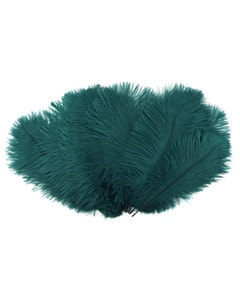 "Ostrich Drabs - Bulk Feathers 9 -12"" 1/4 lb"