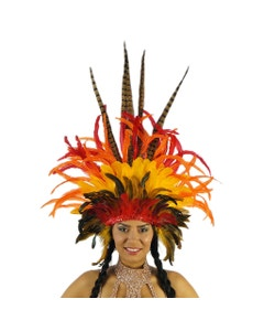 Empress Sun Carnival Headdress