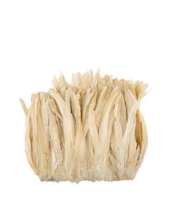 Rooster Coque Tails-Bleach-Dyed - Beige