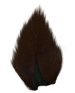 Deer Tails; Medium - Dark Brown