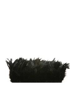 Rooster Schlappen-Half Bronze - Black