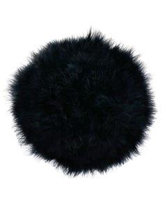 Turkey Good Quill Marabou - Black