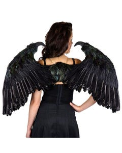MALEFICENT FEATHER WING