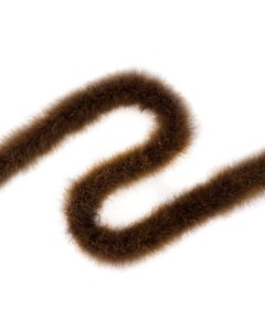 Marabou Boas Solid Colors - Brown