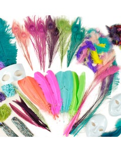 FEATHER CRAFTER KITS - BRIGHT