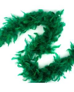 Chandelle Boas Solid Colors - Hunter Green