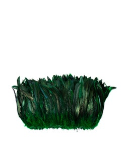 Rooster Coque Tails-Dyed - Kelly