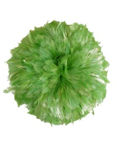 Rooster Schlappen-Dyed Ginger 1YD - Basil