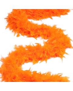 Chandelle Boas Solid Colors - Orange