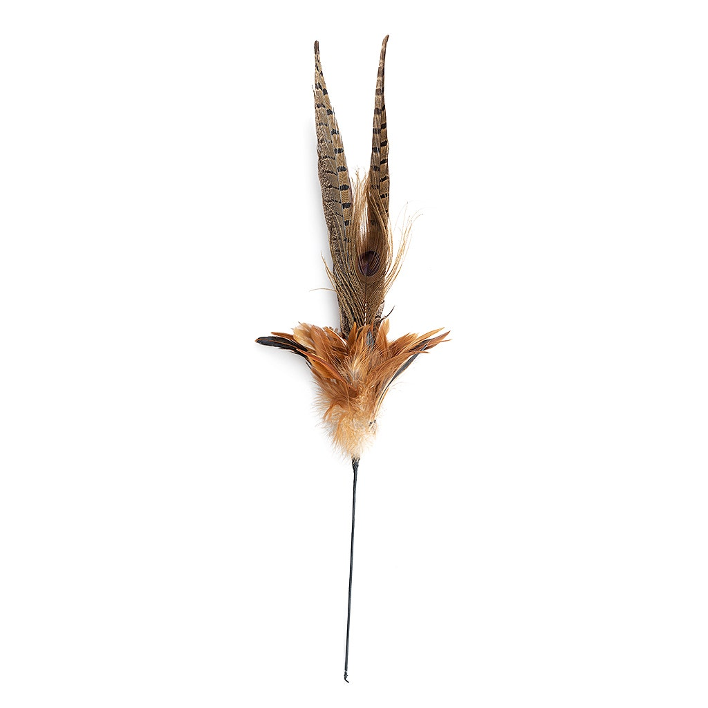peacock and more! for pheasant Flute staves fan kit
