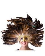 Natural Feather Headdress
