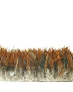 """Rooster Saddle-Furnace - Natural-6-8"""""""