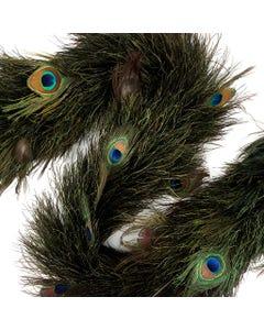 """Peacock Boas - Natural - 12 - 14"""""""