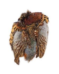 Ringneck Pheasant Pelts No Neck #1