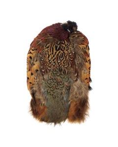 Ringneck Pheasant Pelts No Neck/Wing #1 - Natural
