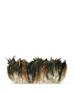 Rooster Schlappen-Half Bronze - Natural
