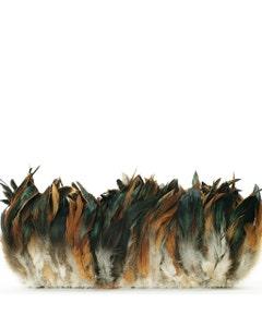 "Rooster Schlappen-Half Bronze - Natural-8-10"""