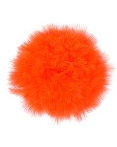 Turkey Marabou 1YD - Hot Orange