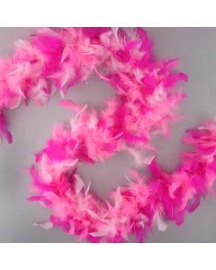 Chandelle Boas Multi Colors - Pinks Mix