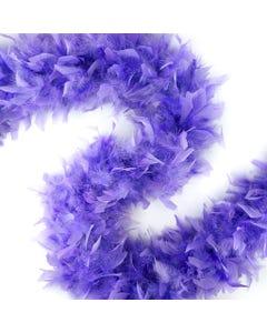 Chandelle Boas Solid Colors - Lavender