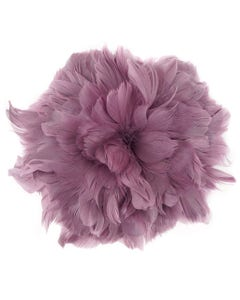 Goose Nagorie Feathers 1YD - Amethyst