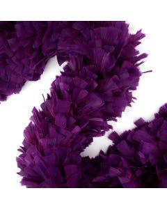 Turkey Boas Solid Colors - Purple