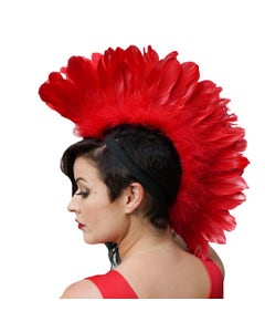 Red Feather Mohawk