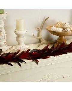 Schlappen Feather Garland