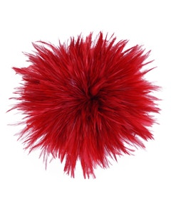 Rooster Saddle-Dyed Furnace 1YD - Tango Red