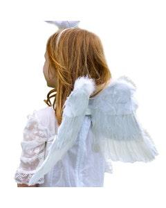 WHITE ANGEL WING