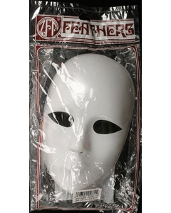 Mask Form Full Face Heavyweight - White