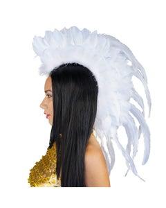White Feather Mohawk