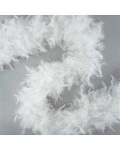 CHANDELLE FEATHER BOA