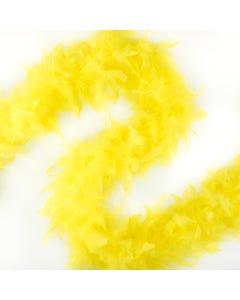 Chandelle Boas Solid Colors - Fl Yellow