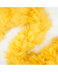 Turkey Boas Solid Colors - Yellow
