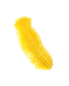 Loose Turkey Flats Dyed - Yellow