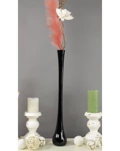 Round Bottom Eiffel Glass Vase